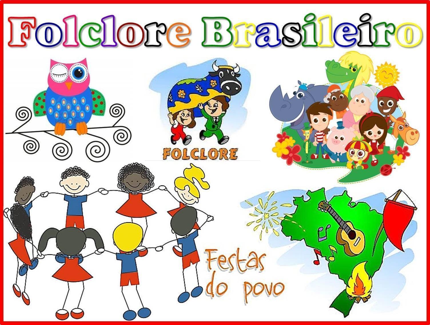 Aparador Color Gris Ceniza ~ Folclore brasileiro Lendas, personagens e comidas típicas