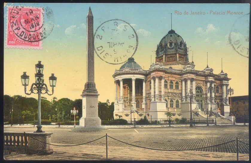 Cartão-postal
