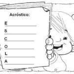 O que é um acróstico?