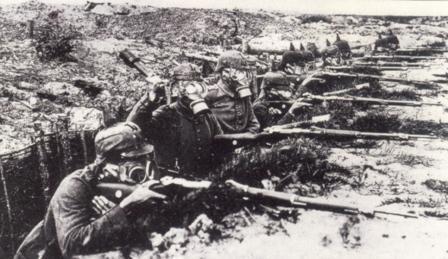 Antecedentes da Primeira Guerra