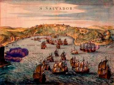 Salvador - A primeira capital do Brasil