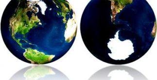 Polo Norte e Polo Sul
