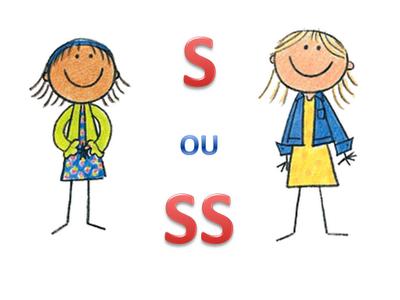 Quando usar S ou SS?