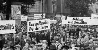 Tratado de paz da Primeira Guerra Mundial