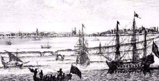 Cidade Maurícia em Recife