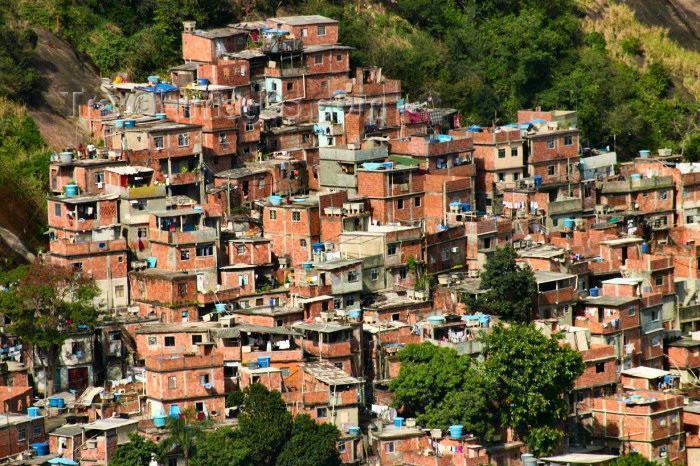 O que são as favelas?