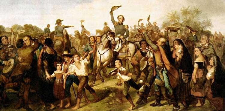 Resultado de imagem para a independencia do Brasil