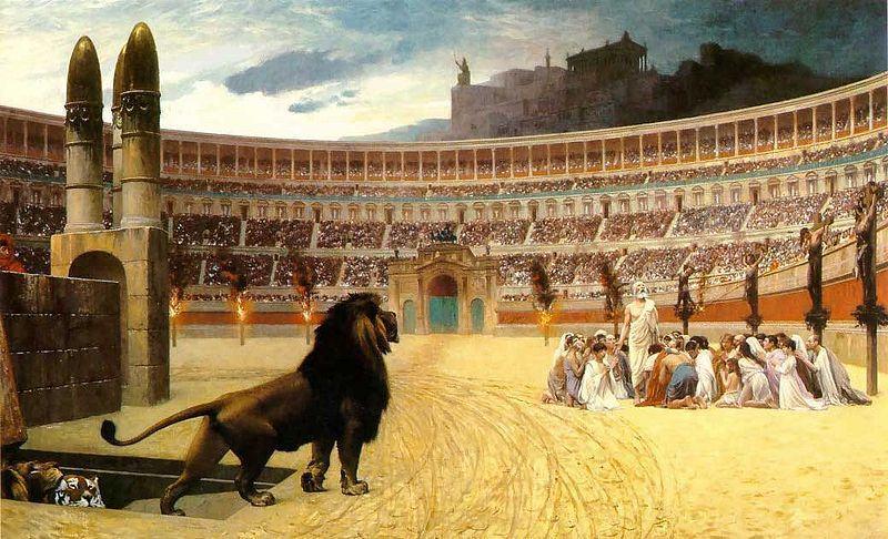 Pão e circo em Roma