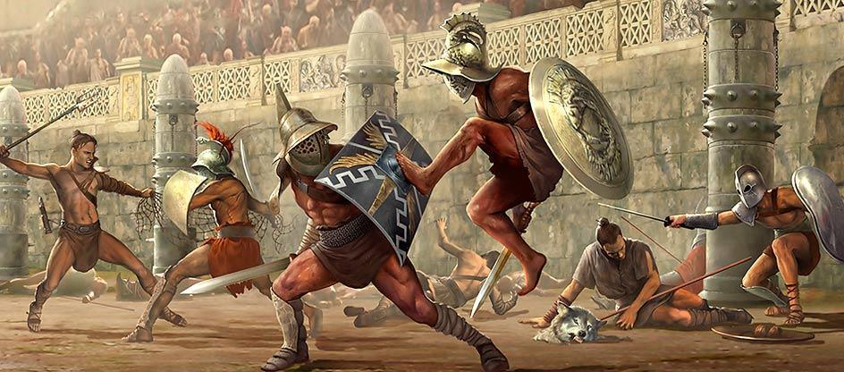 Revolta De Espartaco