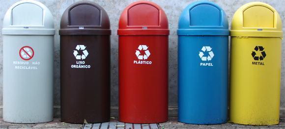 Coleta seletiva de lixo