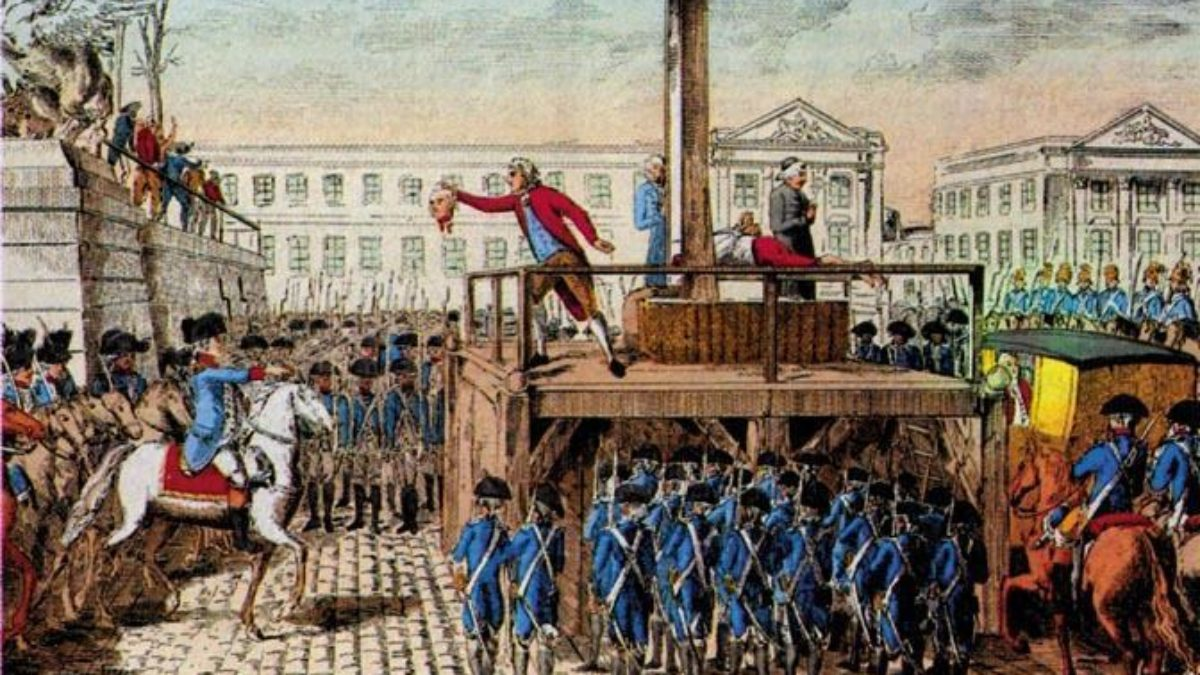 Fases Da Revolucao Francesa E Antecedentes