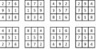 Quadrados mágicos