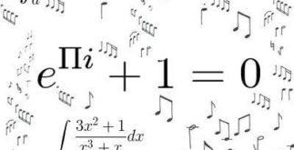 A matemática e a música
