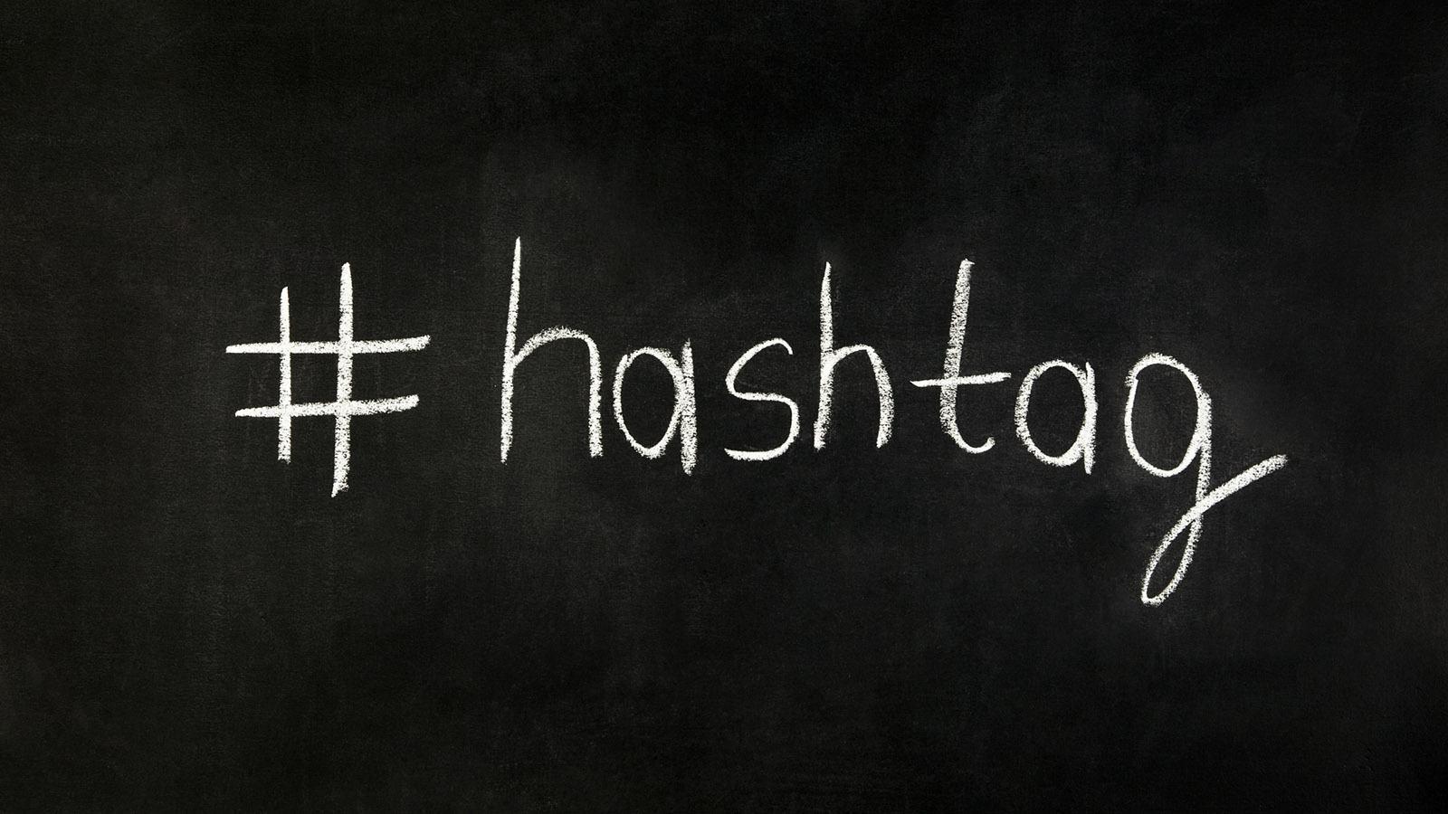 Hashtag - Para que serve?