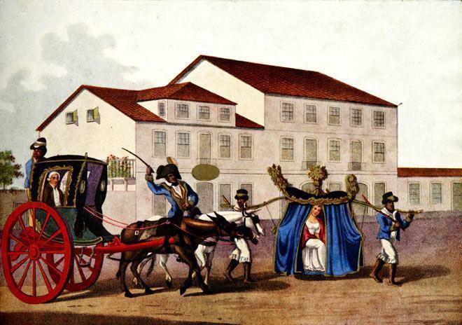 O espaço urbano brasileiro na era colonial