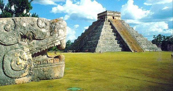 Os povos maias