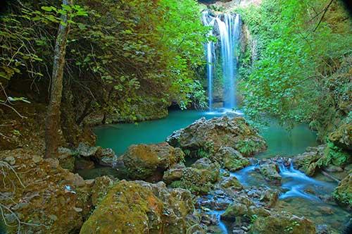 Rios - Deslocamento de águas na superfície terrestre