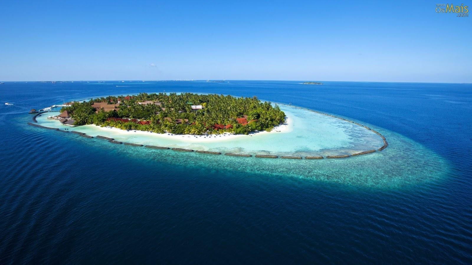 O que é uma ilha?