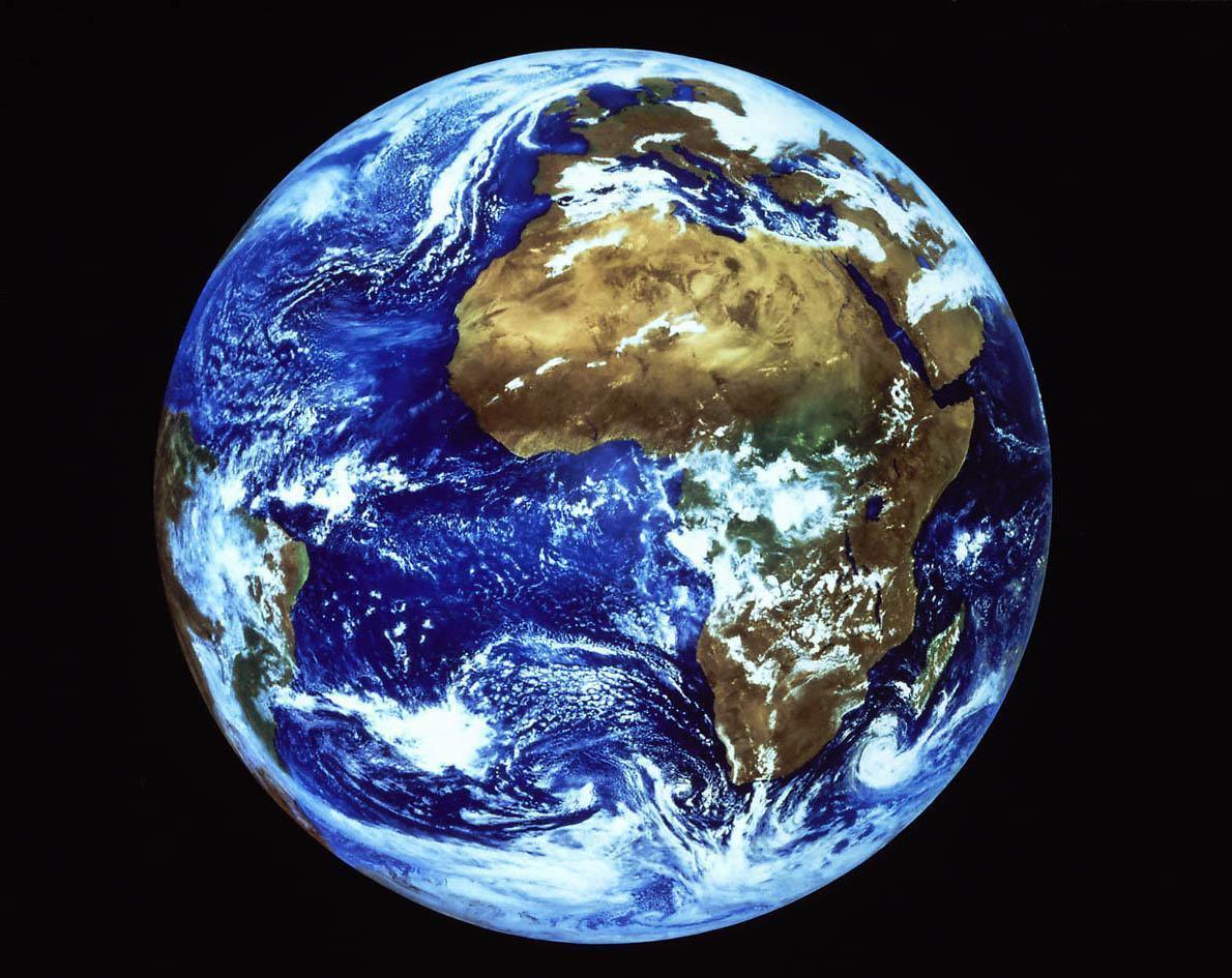 Por que a Terra é redonda?