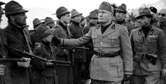 Fascismo – Um duro regime político