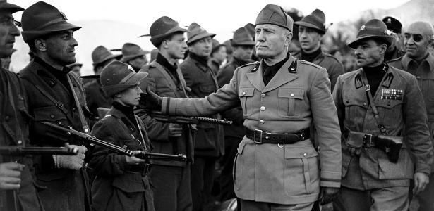 Fascismo - Um duro regime político