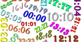 Aprenda a abreviar as horas corretamente