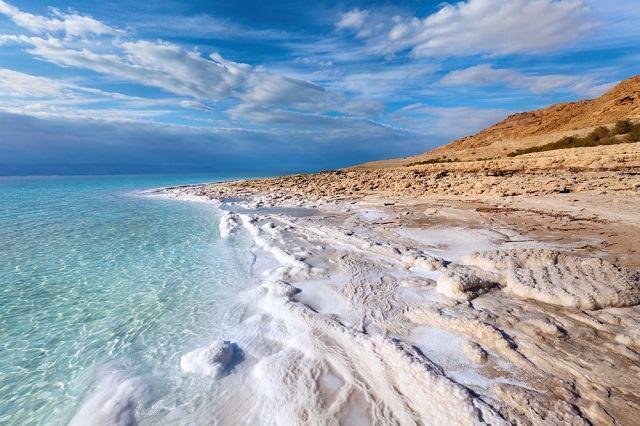 Características e curiosidades do Mar Morto