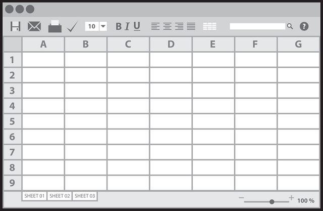 Como fazer uma tabela e quais seus elementos essenciais
