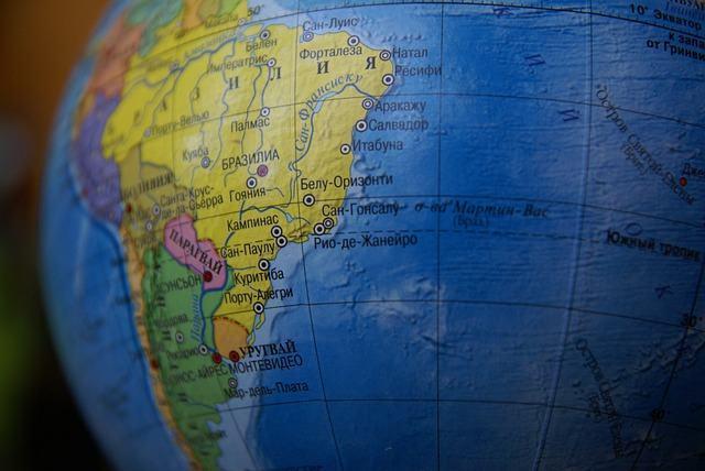 Conhecendo a América do Sul