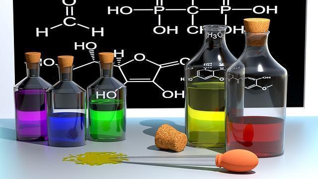 A química estuda as transformações que envolvem a matéria e a energia