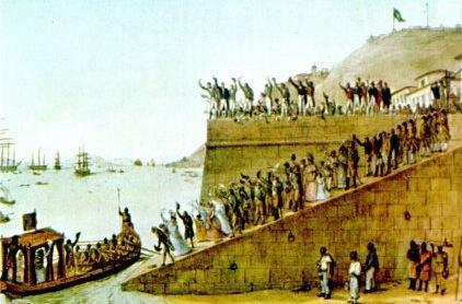 Pacto foi uma forma de sistema de relacionamento entre o Portugual e suas colônias