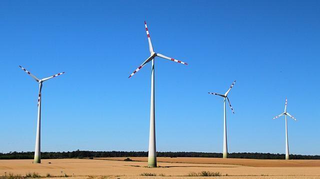 Energia eólica: uma fonte limpa e renovável