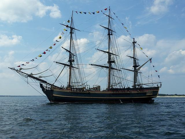 A história das caravelas: os navios de antigamente