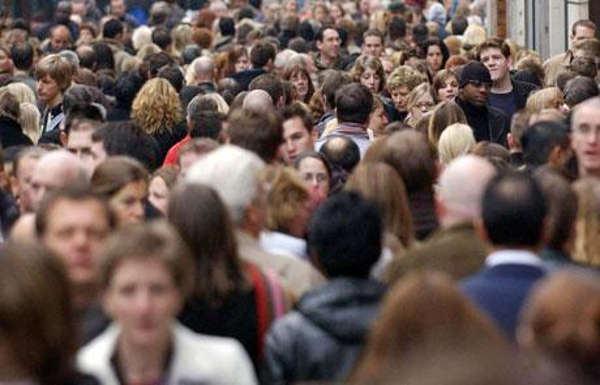 Confira a distribuição da população mundial