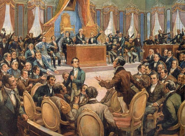 A Assembleia Constituinte de 1823
