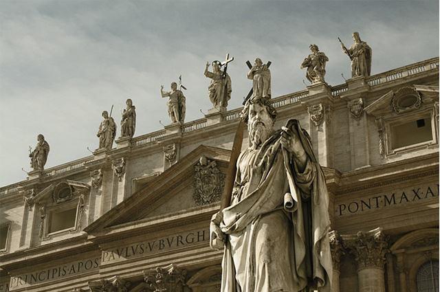 Estátuas romanas