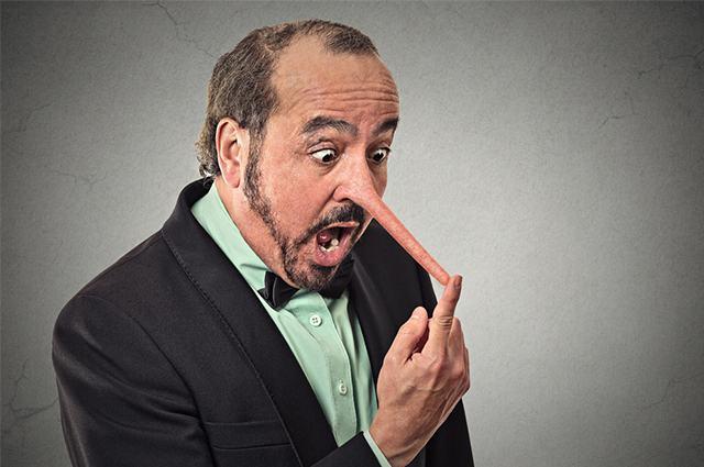 Imagem de homem com nariz grande