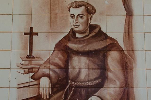 Ilustração da imagem de Santo Antônio