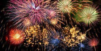 A origem e a composição dos fogos de artifício