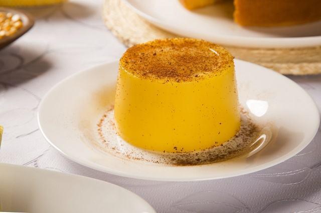 A origem dos nomes curau e canjica para o mesmo prato junino