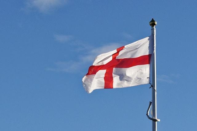 O significado da bandeira da Inglaterra