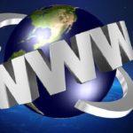 Significado das siglas 'www', '.com' e '.br'