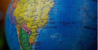 Conhecendo mais sobre o território do Brasil e América do Sul