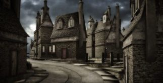 O período da peste negra na Europa medieval