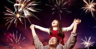 1º de janeiro, dia da Confraternização Universal