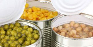 Conservantes, substância usada para fazer os alimentos durarem