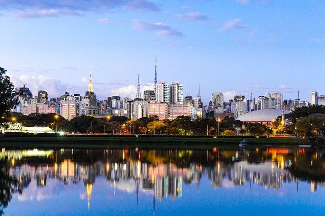 25 de janeiro: Aniversário de São Paulo
