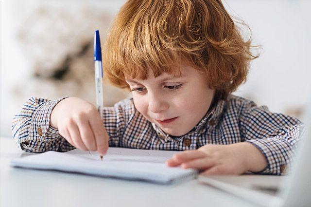 Como treinar a caligrafia em casa