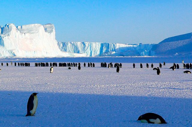 Qual é o país mais frio do mundo