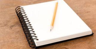 Qual a melhor forma de separar um caderno de matérias? Veja agora